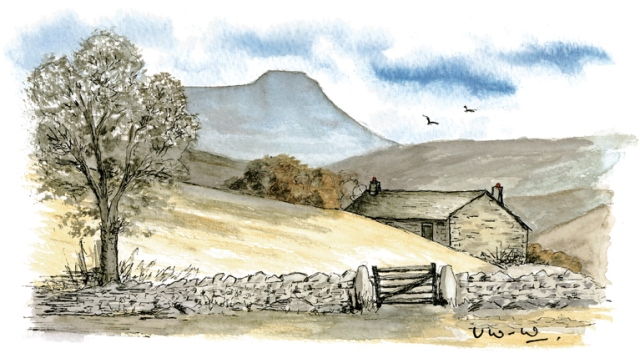 Through the Gate, Ribblesdale