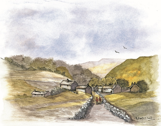 Road To Starbotton, Upper Wharfedale